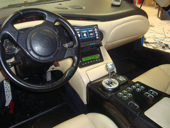 Car Alarm System Installation And Car Security