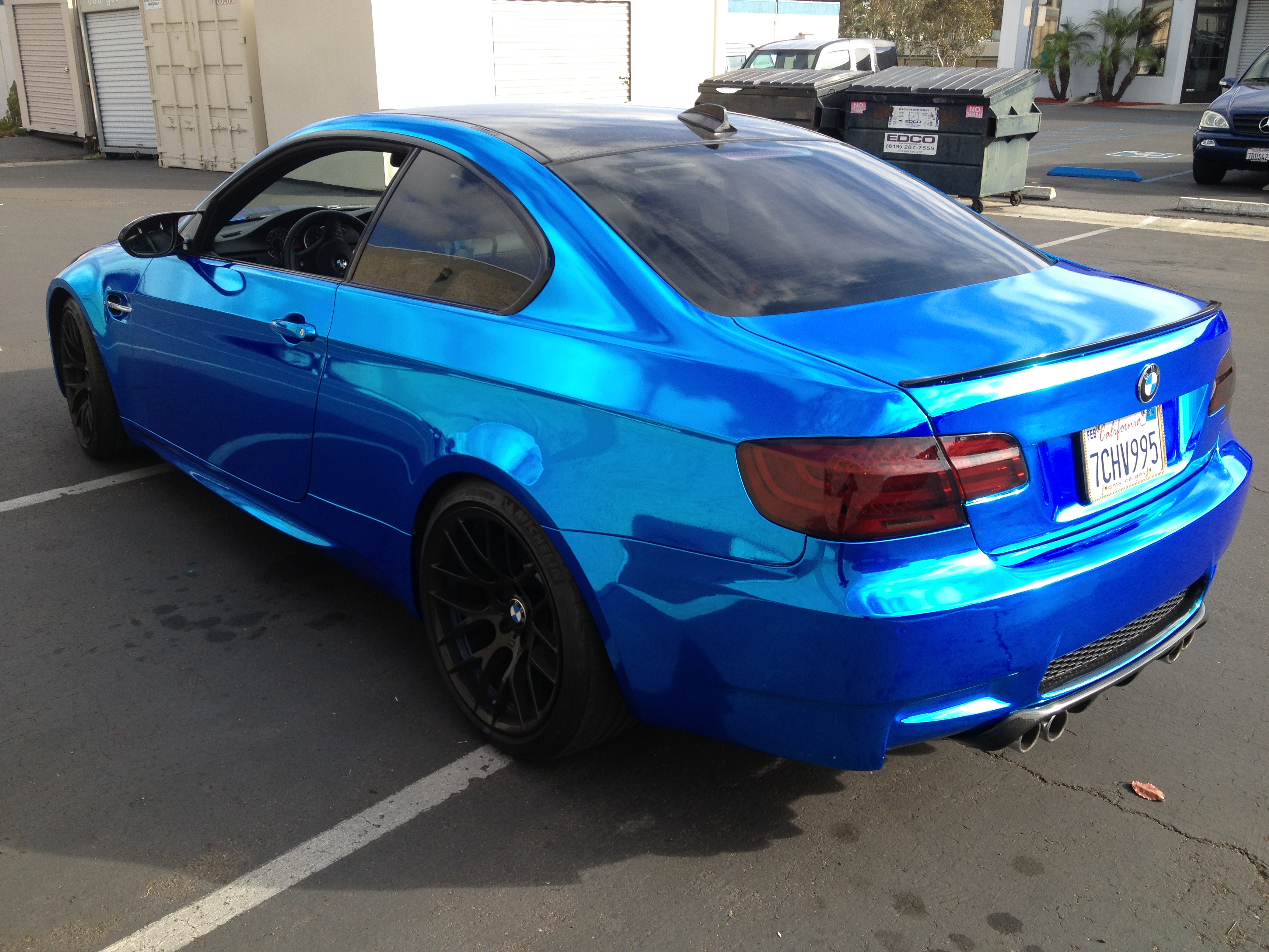Car Wrap Vinyl >> Vinyl Wrapping San Diego