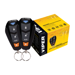 Viper 3105 1-Way Car Alarm Security System