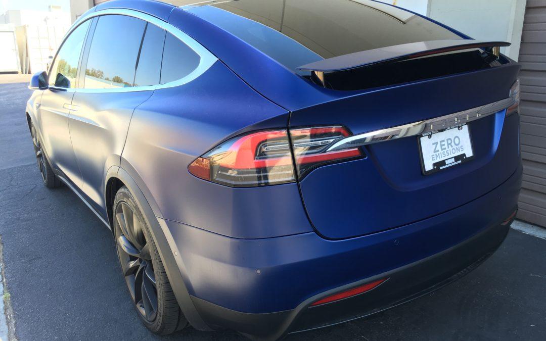 Dash-Cam Install on a Tesla