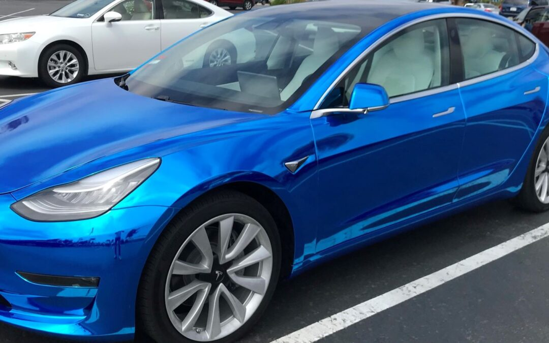 Summer Window Tinting Deal (Tesla Model 3)