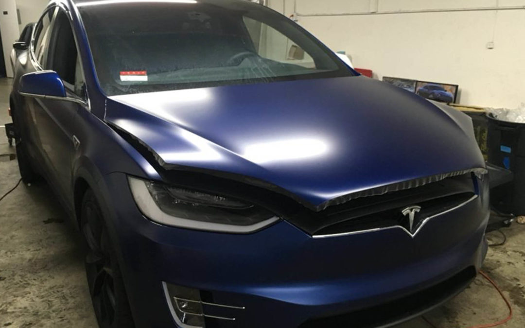 Why we use Xpel Ultimate Paint Protection