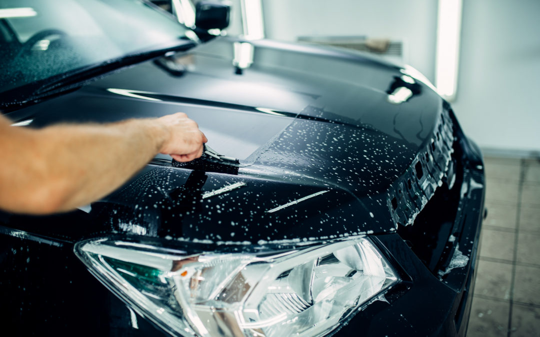 How much is a paint protection film installation?