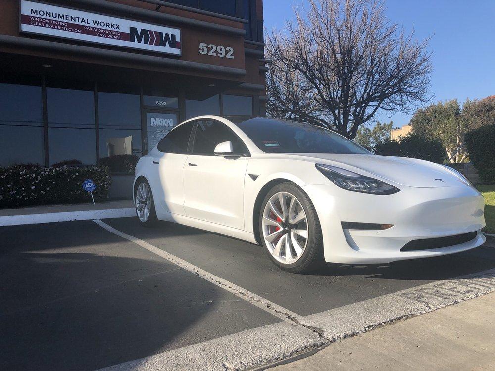 John C Testimonial Tesla Model 3