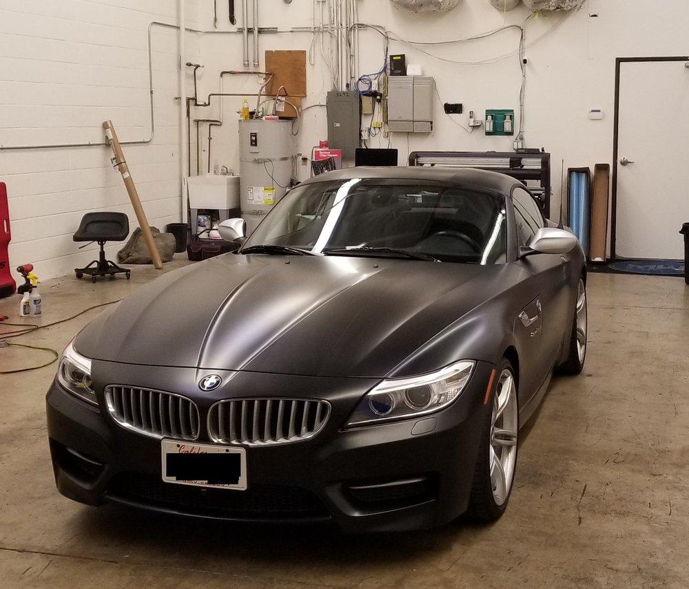 Morgan S Testimonial BMW Z4