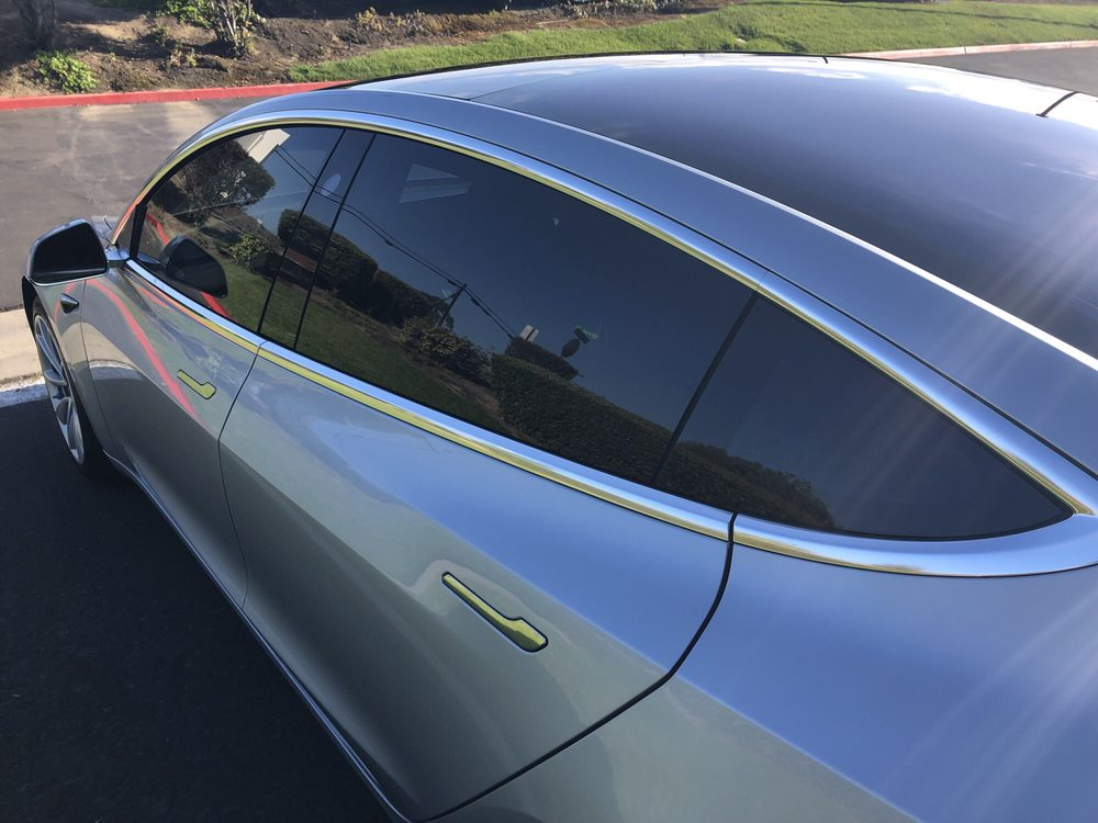 S H Testimonial Tesla Model 3