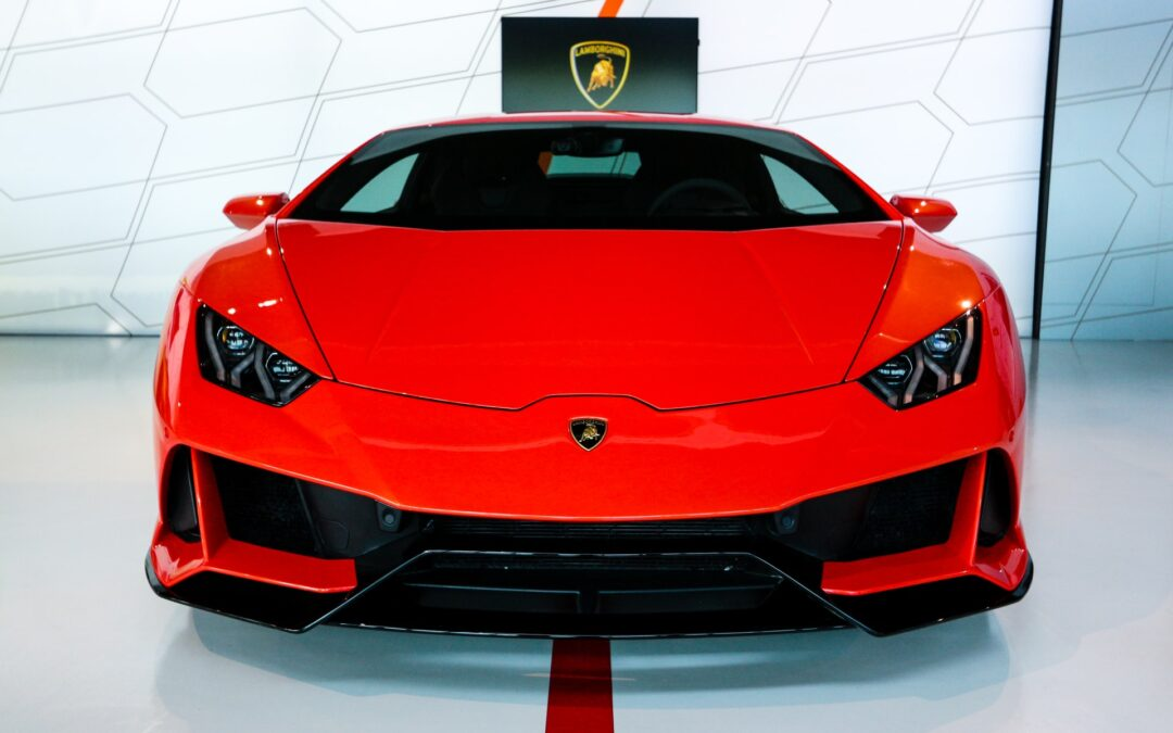 4 Ways to Customize Your Lamborghini